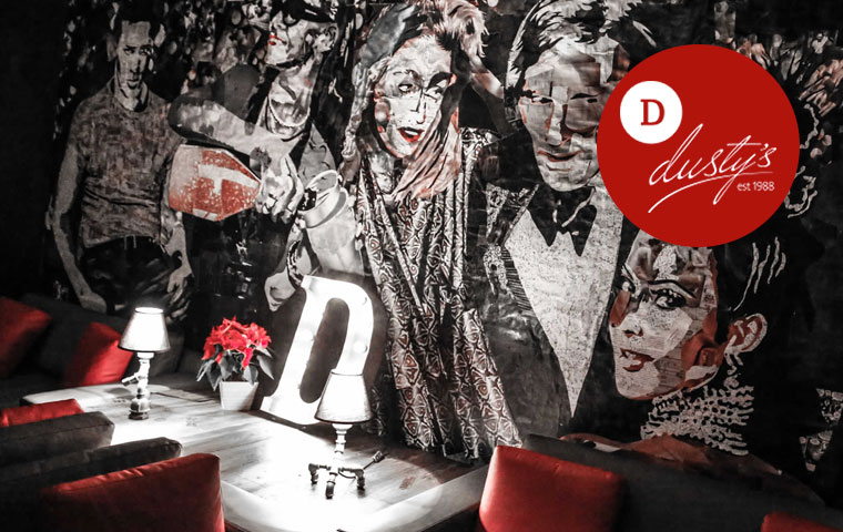 Dusty's Dubai Responsive Website