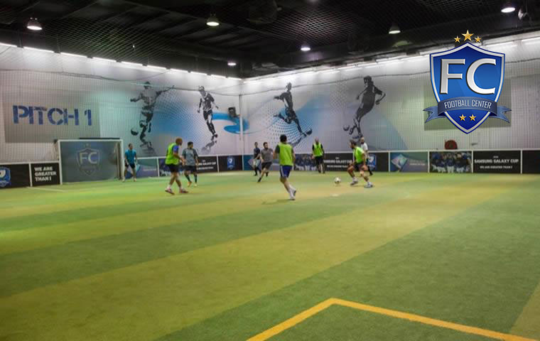 Football Center Dubai